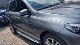 Venta de Vehículos Mercedes GLE