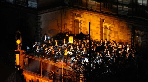 En mayo de 2011 se inauguró la nueva cúpula del Teatro Nacional. La empresa Luz Art fue la encargada de la iluminación y sonido para el evento.