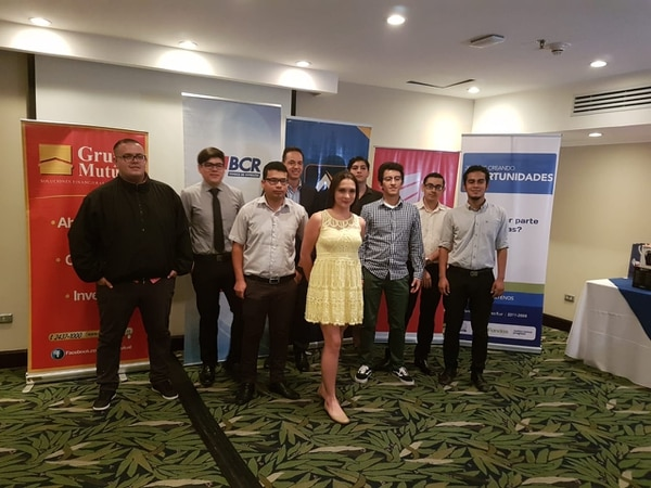 Participantes del Campeonato de Inversionistas 2018.