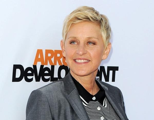 Ellen DeGeneres será la conductora de la ceremonia.