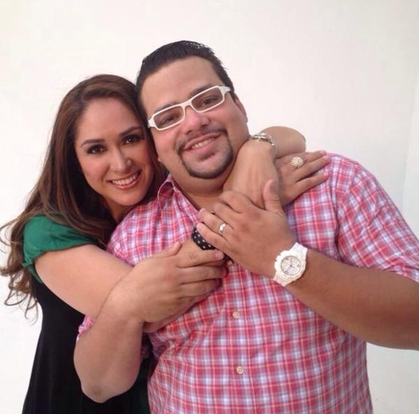 Vicky y Tavo se casaron en abril del 2010 y ahora con la llegada de su bebé cumplen su sueño de ser padres. | CORTESÍA VICTORIA FUENTES.