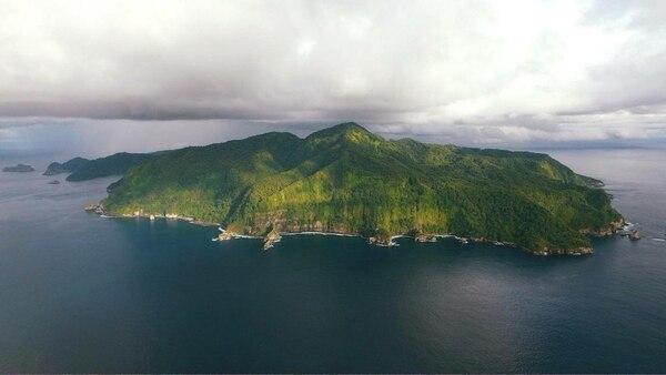 La Isla del Coco se ubica a 532 kilómetros de Cabo Blanco, en Puntarenas. Foto: Suministrada por Geiner Golfin.