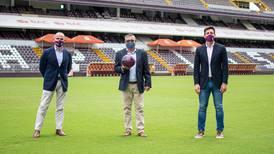 Saprissa anuncia convenio con el Uruguay de Coronado