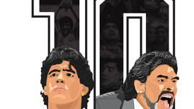 Obituario 2020: Diego Armando Maradona, la gloria del Diez, dios de los pecados