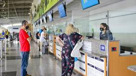 Aeropuerto de Liberia alcanzó en junio cifra de pasajeros cercana a la prepandemia