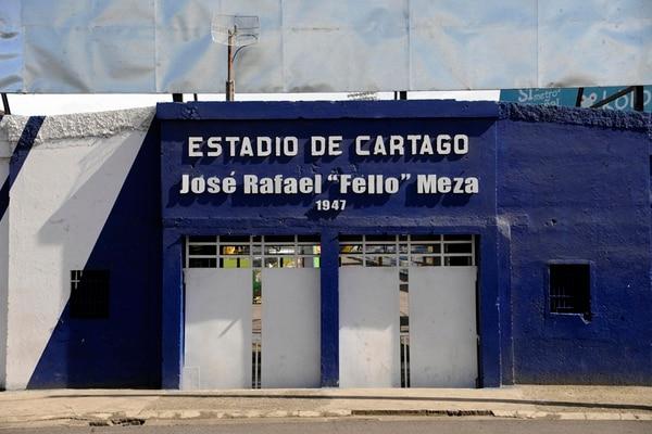 Sobre el Estadio Fello Meza pesan dos hipotecas. | DIANA MÉNDEZ