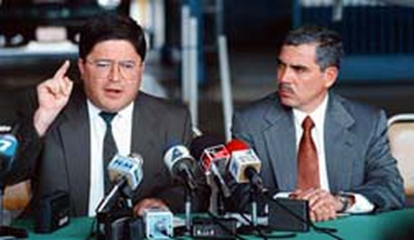 El ministro de Justicia, Juan Diego Castro, y el de Seguridad Pública, Bernardo Arce, señalaron que el equipo no es militar sino policial, destinado a garantizar la tranquilidad ciudadana.
