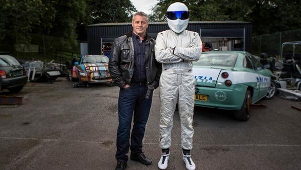 'Top Gear': Carreras y nueva cara al volante