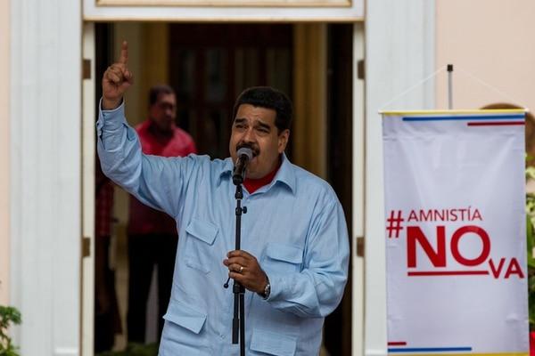 Nicolás Maduro, presidente de Venezuela, decretó en enero y prorrogó en marzo el estado de emergencia económica.   EFE