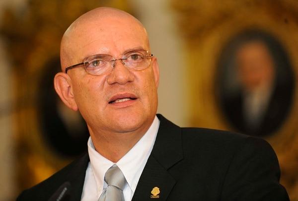 Henry Mora, presidente de la Asamblea Legislativa, aprobó las modificaciones al Reglamento del Congreso y espera que avancen en plenario. | ARCHIVO