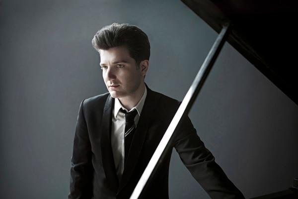 Pianista. Alessio Bax forma parte del tour . Lisa Marie Mazzucco para La Nación.