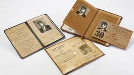 Archivo Nacional resguarda piezas históricas del primer aviador tico: Tobías Bolaños