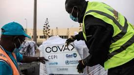 Covax confirma retraso en entrega de 105 millones de vacunas contra covid-19