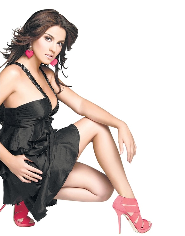 Deportista. La cantante confesó que cuando puede, le gusta salir a patinar. Warner Music para La Nación.