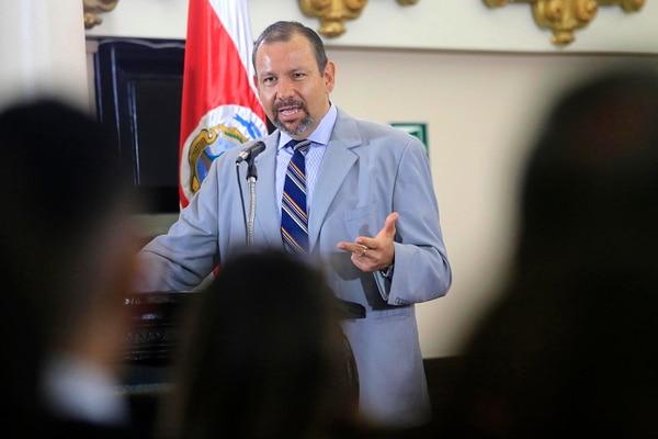 Luis Paulino Mora decía sobre las pensiones de lujo: