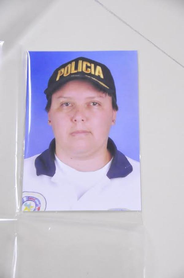 La oficial de la Policía Turística de Alajuela, Ana Isabel Muñoz Córdoba (31 años) desaparecida desde el martes.