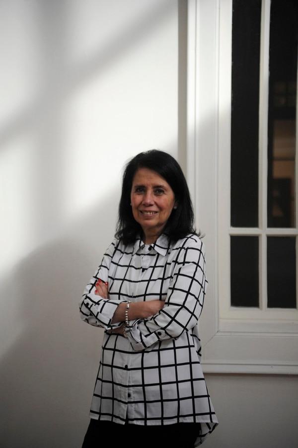 Emma Cecilia García Krinsky, curadora de 'México: identidad fantástica'.
