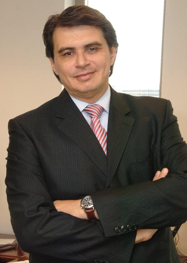 Hugo Beteta, es director de la sede subegional en México de la Cepal.