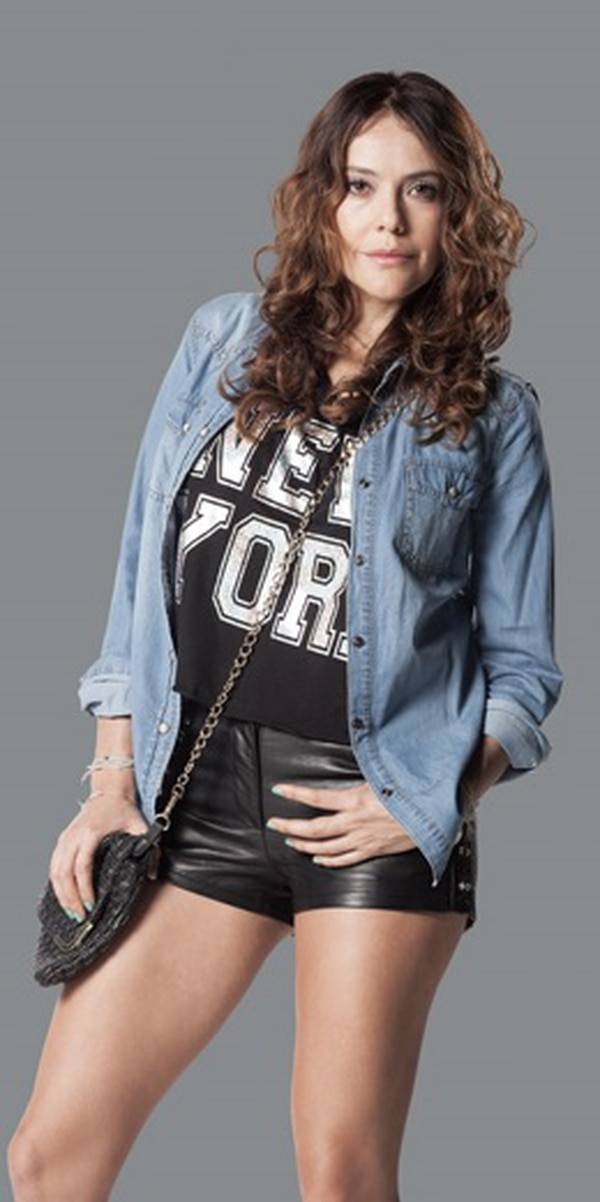 Bruna es interpretada por la actriz Cristina Umaña.