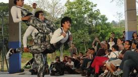 Circo y danza darán inicio a celebraciones del décimo aniversario del Parque la Libertad este domingo en Desamparados