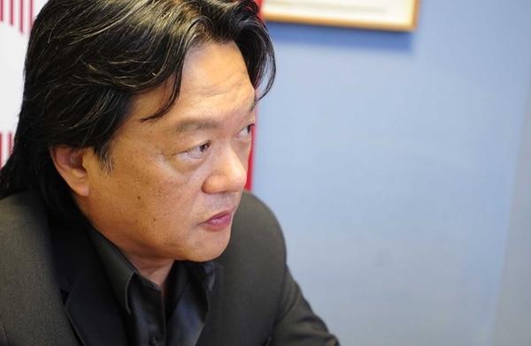 Eduardo Li fue detenido en mayo del 2015, cuando asistía a un congreso de FIFA en Zúrich, Suiza. Fotografía: Archivo/ Herbert Arley
