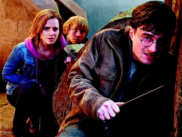 Harry Potter. | ARCHIVO