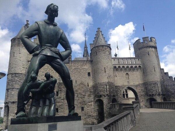 Ámberes, Bélgica, en mayo del 2017.