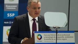 Exsecretario de Seguridad de México acusado por aceptar sobornos