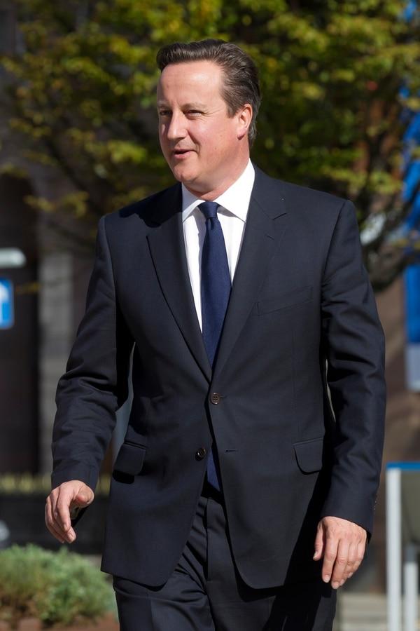 El primer ministro británico, David Cameron, dijo este martes que cierre parcial de la administración federal de Estados Unidos es un recordatorio para todos.