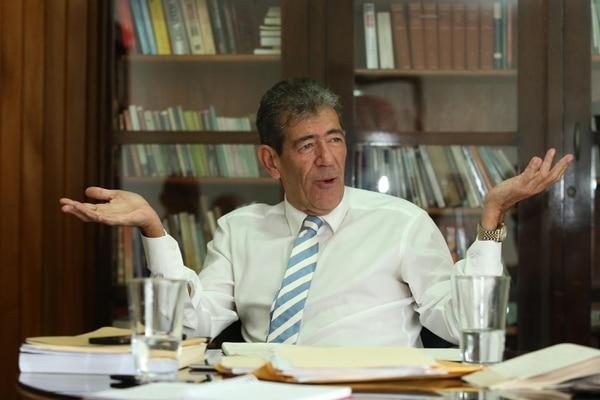 Además del que ya rechazó, la Sala Constitucional estudia otros dos recursos de habeas corpus a favor de Mario Barrenechea. Foto: Albert Marín.