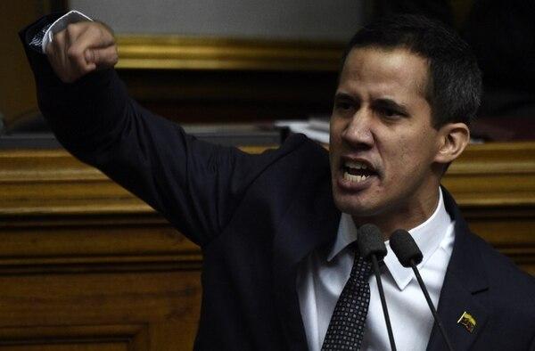 Guaidó es uno de los principales opositores al gobierno de Maduro.