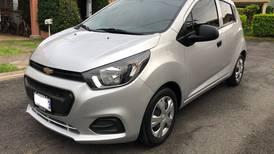 Vehículos Chevrolet