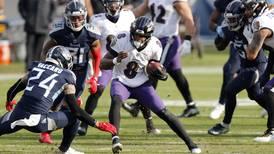 Ravens toman revancha frente a los Titanes en la serie de comodines de la NFL