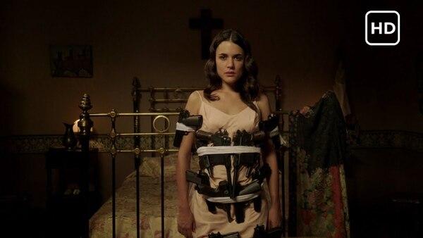 'El tiempo entre costuras' es protagonizada por Adriana Ugarte. Foto: Cortesía.
