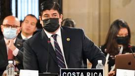 (Video) Carlos Alvarado: Retención de vacunas 'retrasa solución global y aumenta el riesgo de nuevas variables del virus'