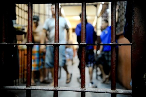 La cárcel de San Sebastián tiene el 30% de la población indiciada; es decir, 877 reos sin condena. | MARCELA BERTOZZI