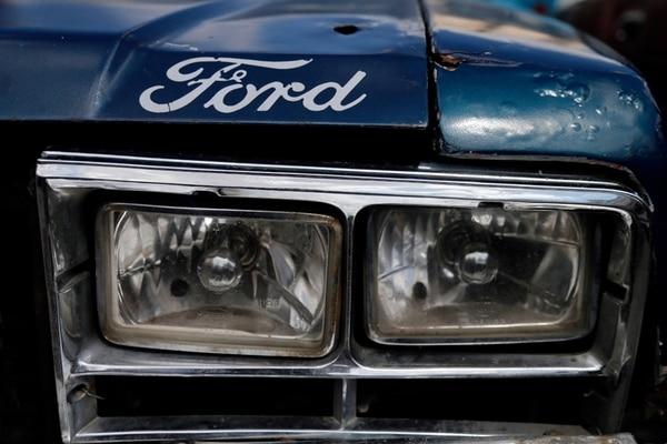 Automóvil Mercury Zephyr 1980, estacionado en Caracas. | AP