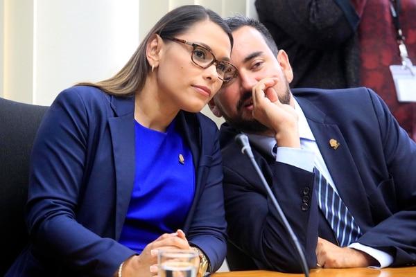 Ivonne Acuña y Jonathan Prendas son, a criterio de Melvin Núñez,