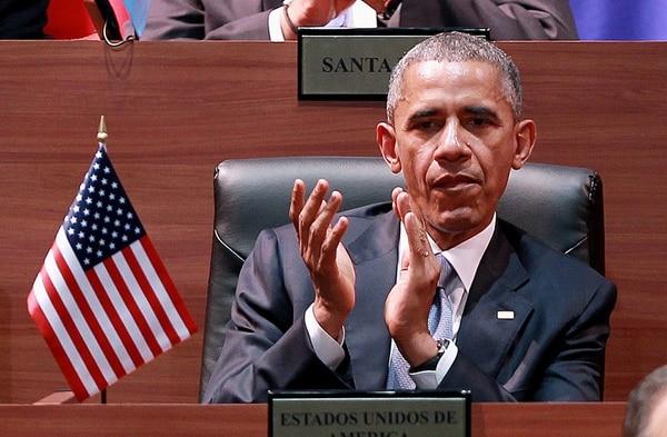 Los discursos de Barack Obama y Raúl Castro captaron las miradas en la Cumbre de la Américas, en Panamá.