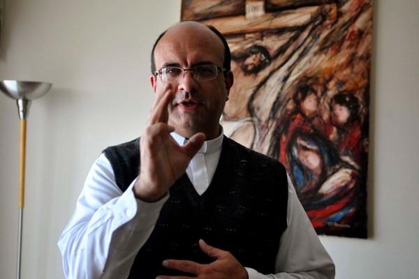 Fotografía del excura Mauricio Víquez Lizano tomada el 22 de marzo del 2012 en San José. Fotografía Adriana Araya.