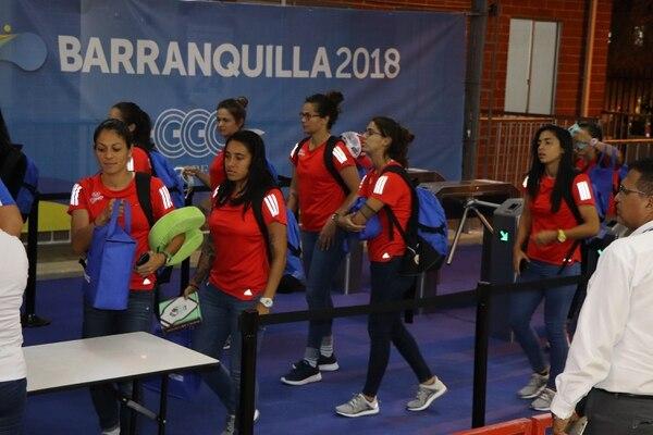 La Selección femenina de fútbol jugará este jueves contra Colombia. Fotografía: Prensa CON