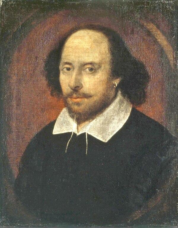 Controversial.Aún se conoce poco de la vida de William Shakespeare.Wikicommons.