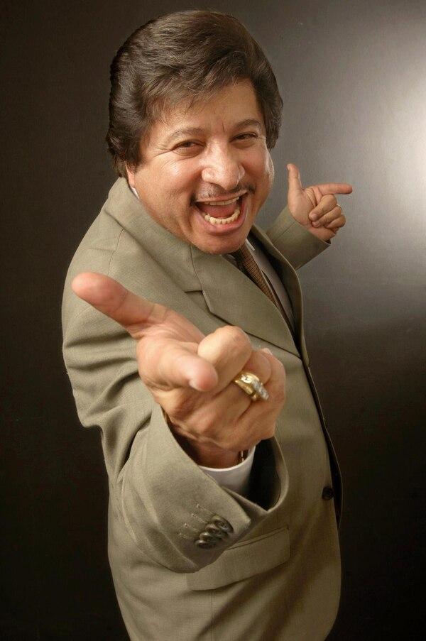 Porcionzón aseguró que se asombraba de lo bien que lo imitaba Toño Hernández.