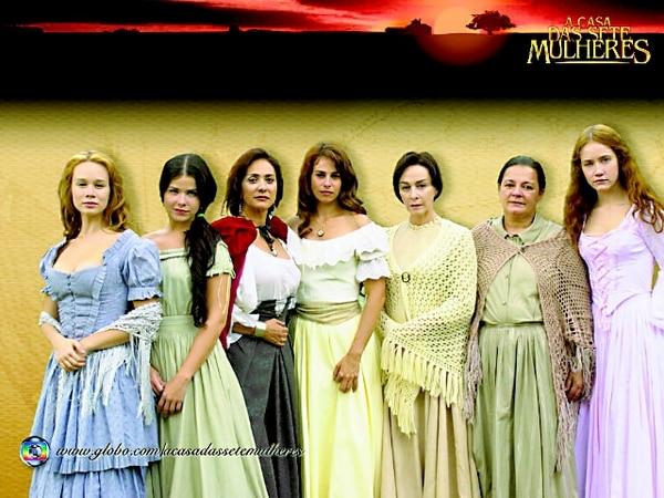 Un grupo de mujeres tratará de sobrevivir a los conflictos que surgen en la Revolución de Brasil. Sinart para LN.Trama.