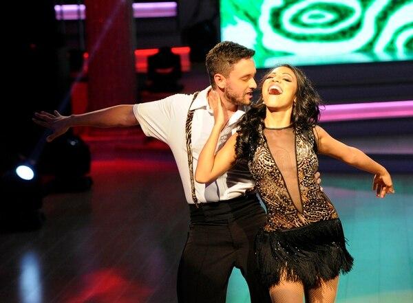 Renzo Rímolo y Yessenia Reyes ganaron 'Dancing with the Stars' en el 2015. Foto: Graciela Solís.