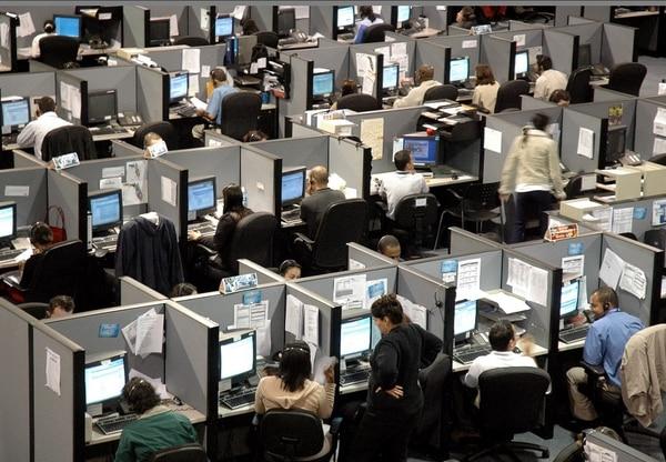 computadoras, call center