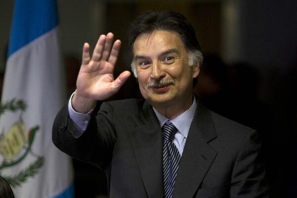 Portillo arribó a Ciudad de Guatemala desde EE. UU. | EFE