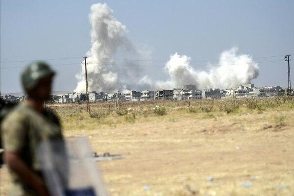 Las autoridades turcas han arrestado y expulsado a 1.270 extranjeros sospechosos de viajar a Siria para unirse a las filas del EI