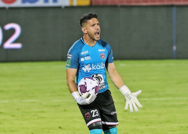 Leonel Moreira fue un punto alto de Alajuelense en el Clausura 2020. Fotografía: John Durán