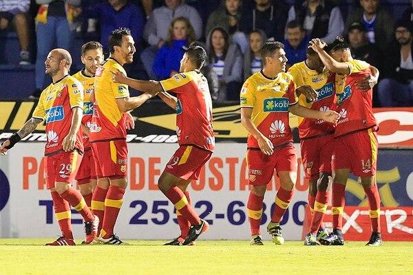Herediano derrotó 3-0 a Cartaginés en el Rafael Fello Maza, en la fecha nueve del actual Torneo de Verano.
